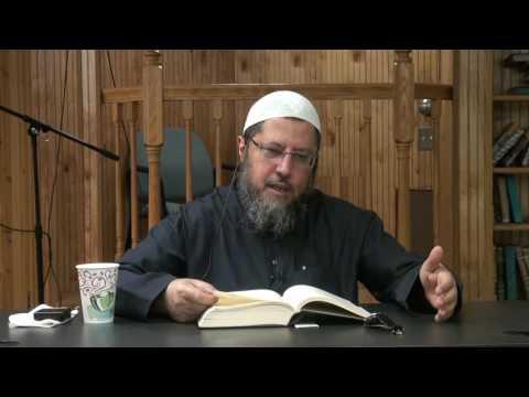 شرح كتاب مدارج السالكين منزلة المروءة - الشيخ وليد بن إدريس المنيسي