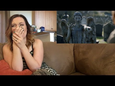 """Doctor Who 7x05 """"The Angels Take Manhattan"""" Reaction"""