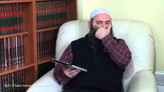 A falet namazi i vitrit kaza - Hoxhë Bekir Halimi