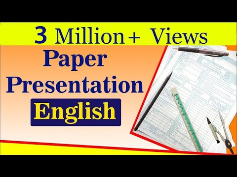 Video English Paper Presentation Tips For Students | Exam Tips | LetsTute download in MP3, 3GP, MP4, WEBM, AVI, FLV January 2017