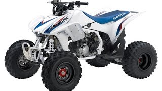 4. 2013 Honda TRX450R Introduction and Specifications Al Lamb's Dallas Honda