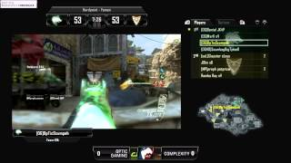 compLexity vs OpTic Gaming - Game 1 (MLG Black Ops 2 Throwback Tournament - June 10th 2015)