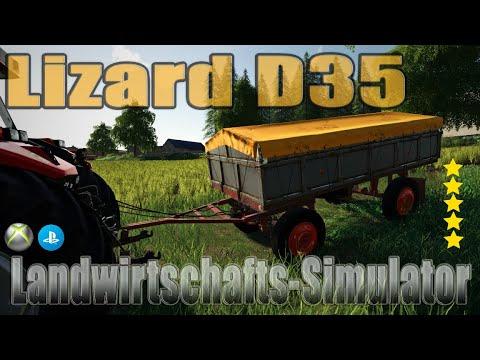 Lizard D35 v1.0.0.0
