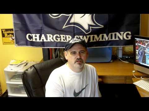 Nike Swim Camp Tip: Get Your Mind Set to Race by Hillsdale Coach Kurt Kirner