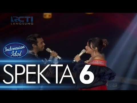 GLEN Ft. JODIE - SURAT CINTA UNTUK STARLA (Virgoun) - Spekta Show Top 10 - Indonesian Idol 2018 Mp3