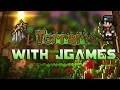 Terraria How To: Get Steampunk Wings and The Steampunker