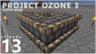 Project Ozone 3 Kappa Mode - EMPOWERED [E13] (Modded Minecraft Sky Block)
