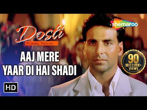 Mujhe Jhoom Jhoom Ke   Dosti-Friends Forever Songs Akshay Kumar  Juhi Chawla  Bobby Deol  Gold songs