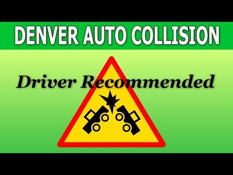 Denver Auto Collision - Denver Colorado Auto Body Best