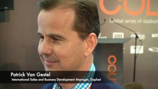 Two Minutes With… Daplast's Patrick van Gestel