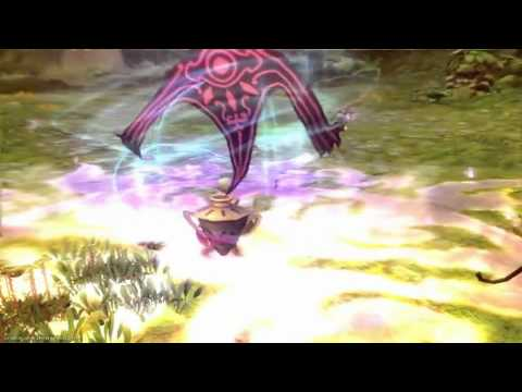 Dragon Nest New Kali Skill Video!! [Full HD]