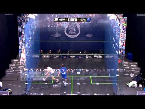 Squash : Allam British Open 2013 – PSA Final Roundup – Ramy Ashour vs Gregory Gaultier