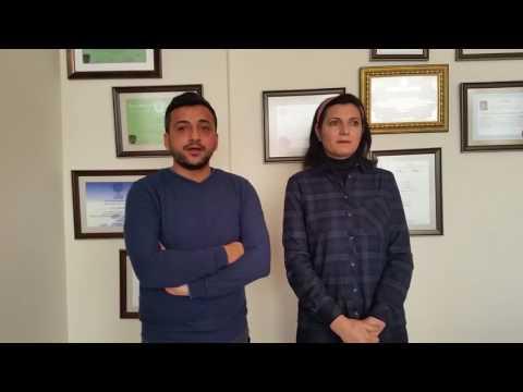 Devrim Ağbaş - Bel Fıtığı Hastası - Prof. Dr. Orhan Şen