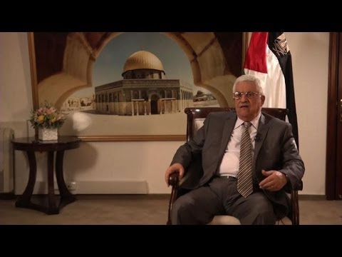 Abbas says peace talks to continue for full nine months