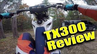1. 2019 Husqvarna TX300 Review