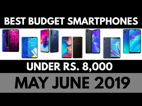 SMARTPHONE UNDER RS. 8000 || MAY 2019