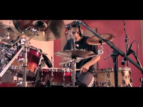 Andres Jr GOSPEL 12 (Amazing 12 years old Drummer)