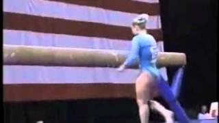 Gymnastics-Broken