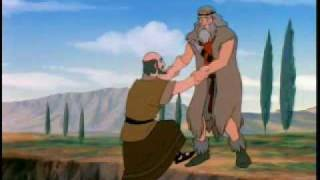 Animated Bible Story Of Elisha On DVD