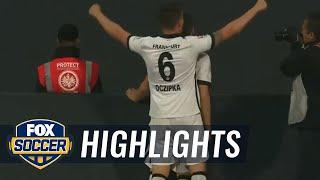 Seferovic puts Frankfurt ahead in Nurnberg   2015–16 Bundesliga Highlights by FOX Soccer