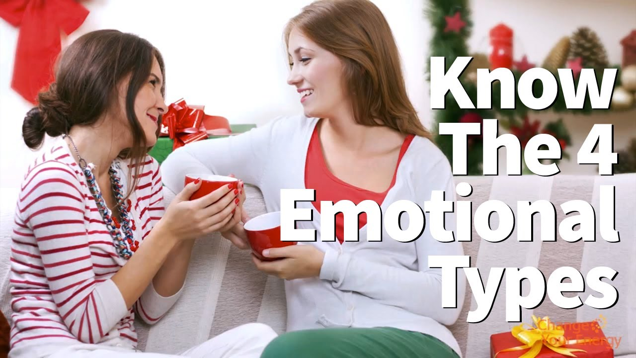 Know the 4 Emotional Types for Happier Family Holidays