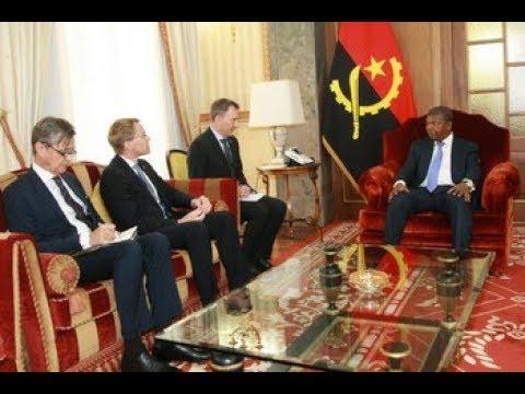 Angola e Alemanha analisam reforço da cooperação