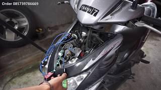 Video Pasang Sensor Sidik Jari di Motor Vario - Bali Mikro MP3, 3GP, MP4, WEBM, AVI, FLV Agustus 2018