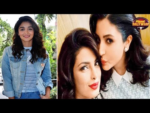 Is Alia Bhatt Following Anushka & Priyanka's Foots