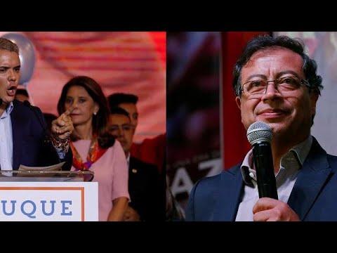 Δεύτερος γύρος προεδρικών εκλογών στην Κολομβία