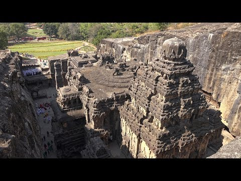 Welcome to the Alluring Ellora Caves, India