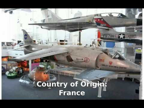 Dassault Mirage IIIV VTOL Fighter...