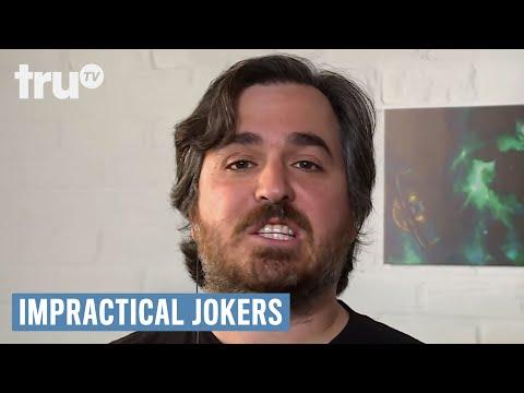Impractical Jokers - Sal's Virtual Reality Hell (Punishment) | truTV