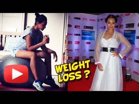 Sonaksh Sinha's Weight Loss Photoshopped? FIND OUT