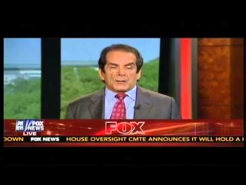 Krauthammer Attacks Obama After Weak IRS Scandal Press Conference
