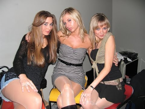 Party Girls In Pantyhose, Nylons & Tights #1
