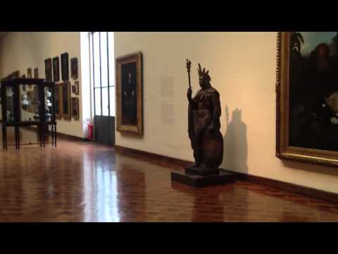 Museu Nacional de belas artes Rio de Janeiro 08