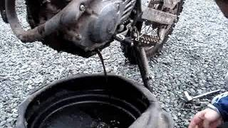 6. Dirt Bike Maintenance for ttr 125L