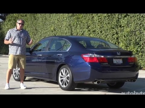 2015 Honda Accord Sport Sedan Test Drive and Video Review