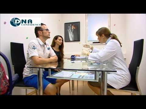 Vaterschaftstest - DNA Confidence Wien