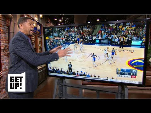 Video: NBA Film Breakdown: Jalen Rose on what makes the Golden State Warriors 'something special' - Get Up!