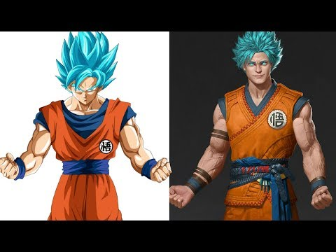 Dragon Ball Super In Real Life - Dragon Ball Z Characters In Real Life !
