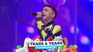Years And Years - 'If You're Over Me' (live at Capital's Summertime Ball 2018)