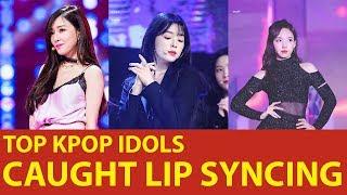 Video Kpop Idols LIP SYNC FAILS (2018!!!) MP3, 3GP, MP4, WEBM, AVI, FLV April 2019