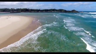 Nambucca Heads Australia  city pictures gallery : Australia Nambucca Heads 4k Drone Flight