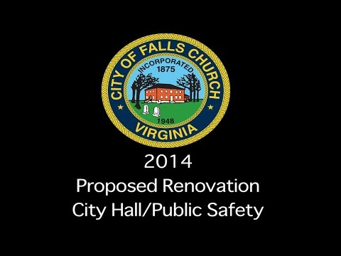2014 Proposed Renovation City Hall/Public Safety
