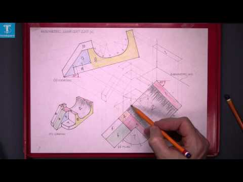Axonometric Projection 6