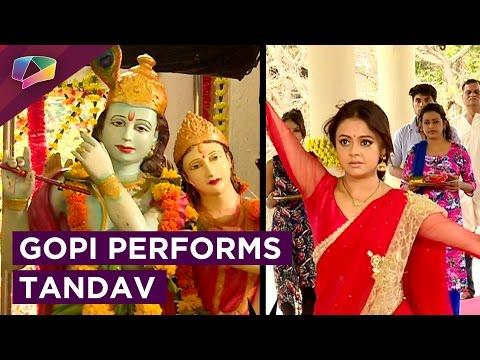 Jaggi's Life in DANGER | Gopi's TANDAV Dance | Saa
