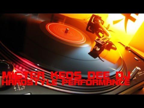 Mister Keos Dee DJ – DJ Performance [Hardstyle]