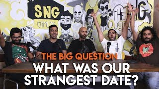 In this episode we discuss some of the weirdest dates we've ever been on. Reach us on Facebook: https://www.facebook.com/SchitzComedyTwitter: https://www.twitter.com/SnGComedyINInstagram: https://www.instagram.com/sngcomedyin/Snapchat: https://t.co/4TuDNEIs7O