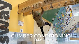 Climbing For Beginners | 10 Minute Workout | Climb With Sway by  WeDefy